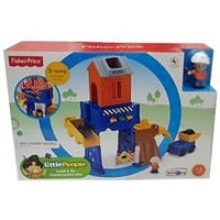 Fisher Price Little People Load and Go Construction Set