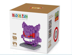 Pokemon MINI Blocks ( pokemon mini blocks )
