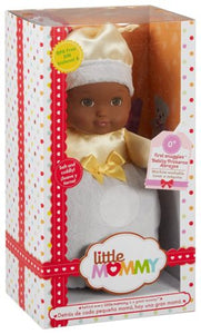 Little Mommy First Snuggles Doll for Baby