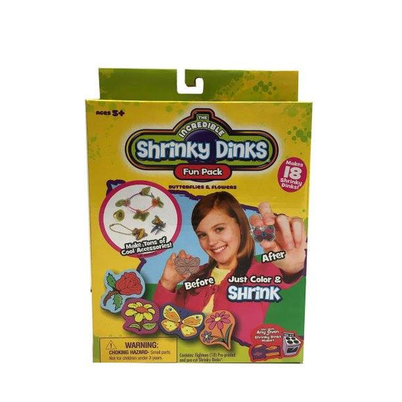 Shrinky Dinks Fun Pack ( shrinky dinks fun pack )