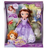 Disney Talking Sofia Doll and Animal Friends