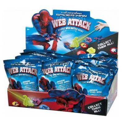 Spiderman Web Attack Battle Game ( spiderman game , Games , games )