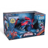 Marvel Ultimate Thinkway Spiderman Quad Bike - remote control