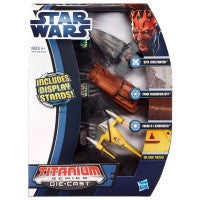 Hasbro Star Wars Titanium Series Die-Cast 3 Vehicle Pack