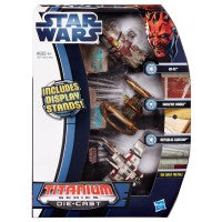 Hasbro Star Wars - Titanium Series Die-Cast 3 Vehicle Pack