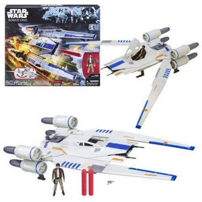 Star Wars Rebel U -Wing Fighter Nerf ( star wars nerf )
