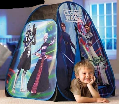 Star  Wars Hideaway Tent ( star wars tent , tents , Tents )