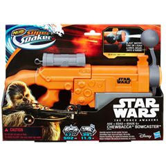 Star Wars Nerf Super Soaker ( star wars nerf super soaker , water , Water ) - Damaged Stock