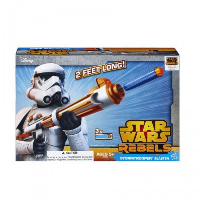 Star Wars Rebels Stormtrooper Blaster ( star wars blaster )