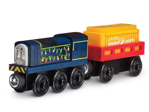 Thomas the Tank Engine - Sidney's Holiday Special Train - Damaged Stock