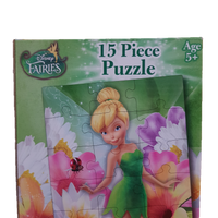 Licensed Mini Puzzles- Tinkerbell