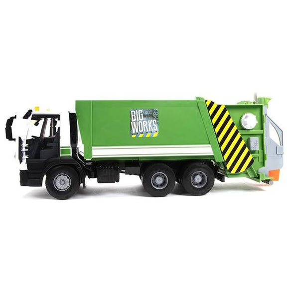 Tomy Big Works Iveco Rubbish Collection Lorry ( tomy big works iveco rubbish collection lorry , truck , trucks, Truck , Trucks , garbage truck , Garbage Truck )