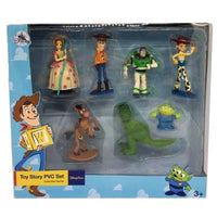 Disney Parks Toy Story PVC Set Collectible Figures