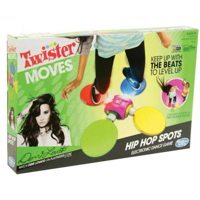Twister Moves Game -  games