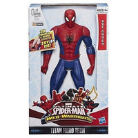 Spiderman Web Warriors Titan Hero Tech