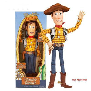 Toy Story Woody's Roundup Woody The Sheriff