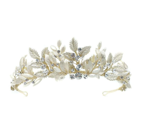 Bailey Crown (Soft Gold Plated)