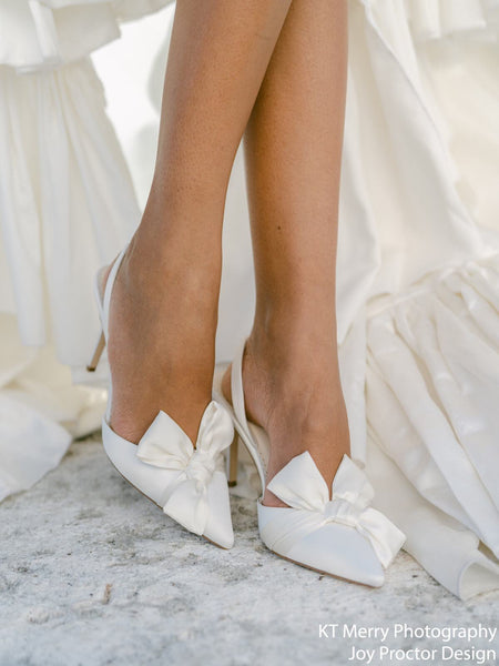 Reese - Pointed Toe Heels