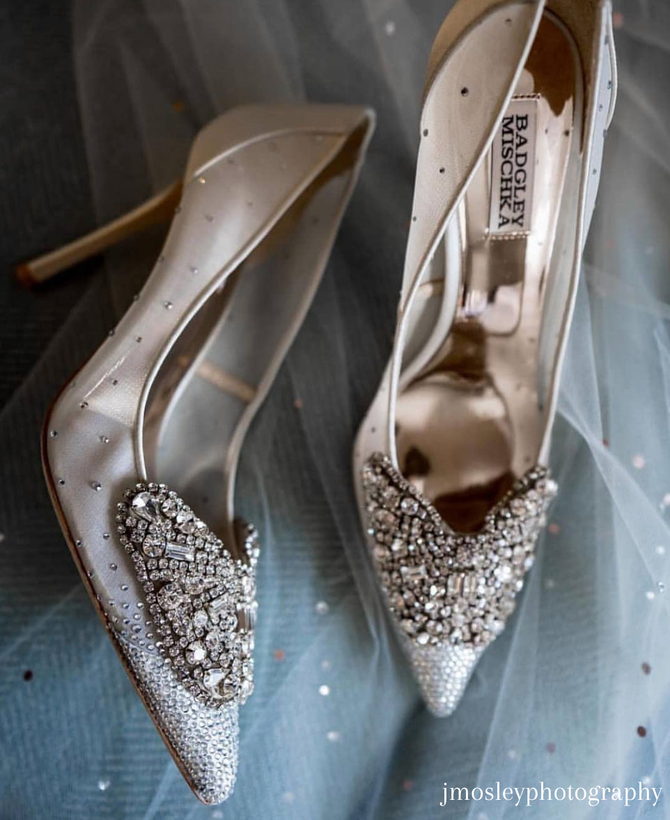 86ac159b75d Badgley Mischka - Quintana - Ivory | The White Collection AU