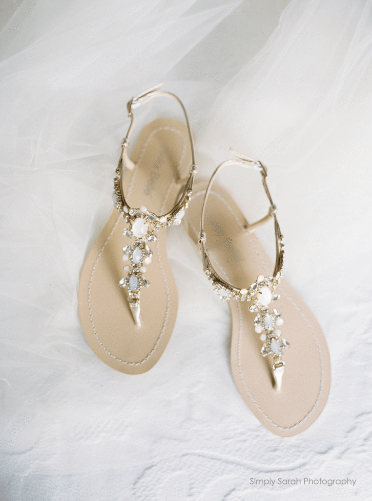 7965e7fd0 ... Bella Belle - Gold Beach Wedding Sandals Sydney - Luna Luna - Crystal  Jewel ...