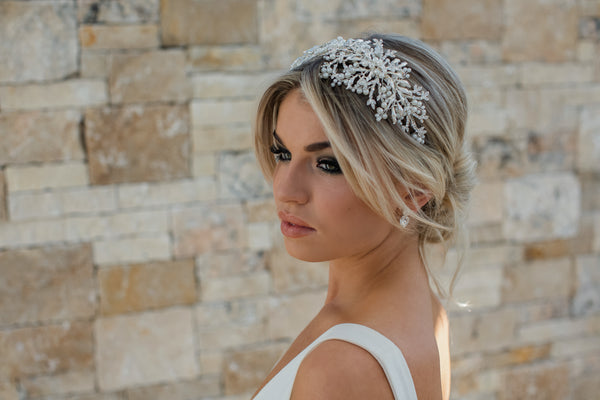 Alessandra - Couture Wide Headband