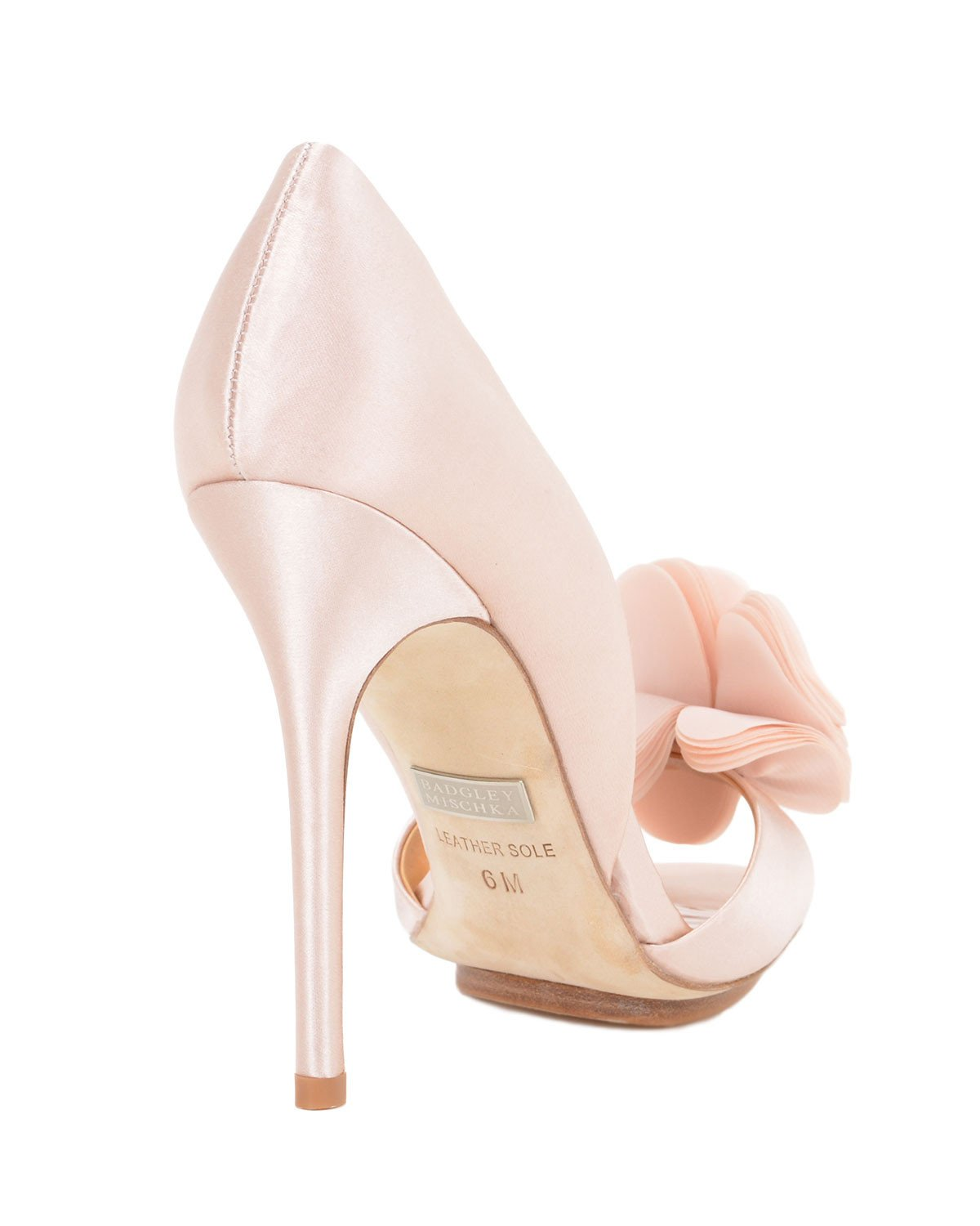 Badgley Mischka - Blossom - Pink - Bridal Shoes Sydney