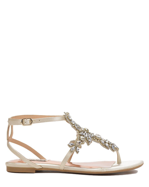 Badgley Mischka Australia - Cara - Ivory - Wedding Shoes