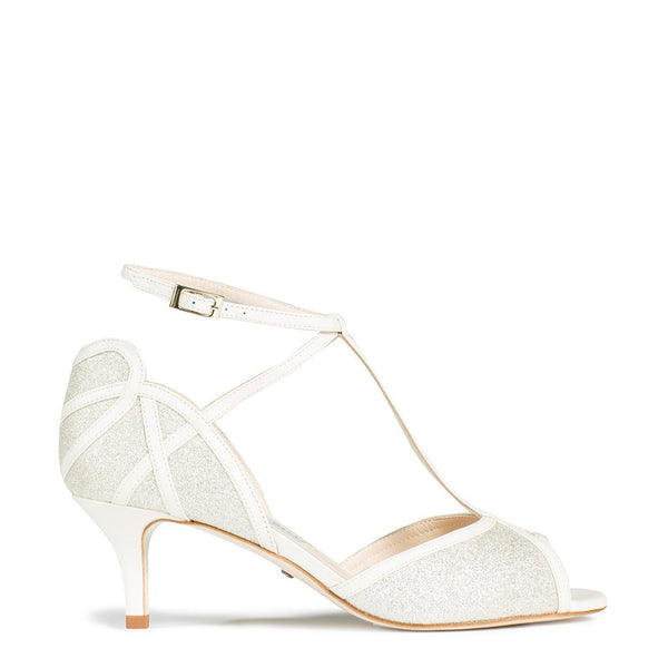 Charlotte Mills - Cora - Leather Wedding Shoes