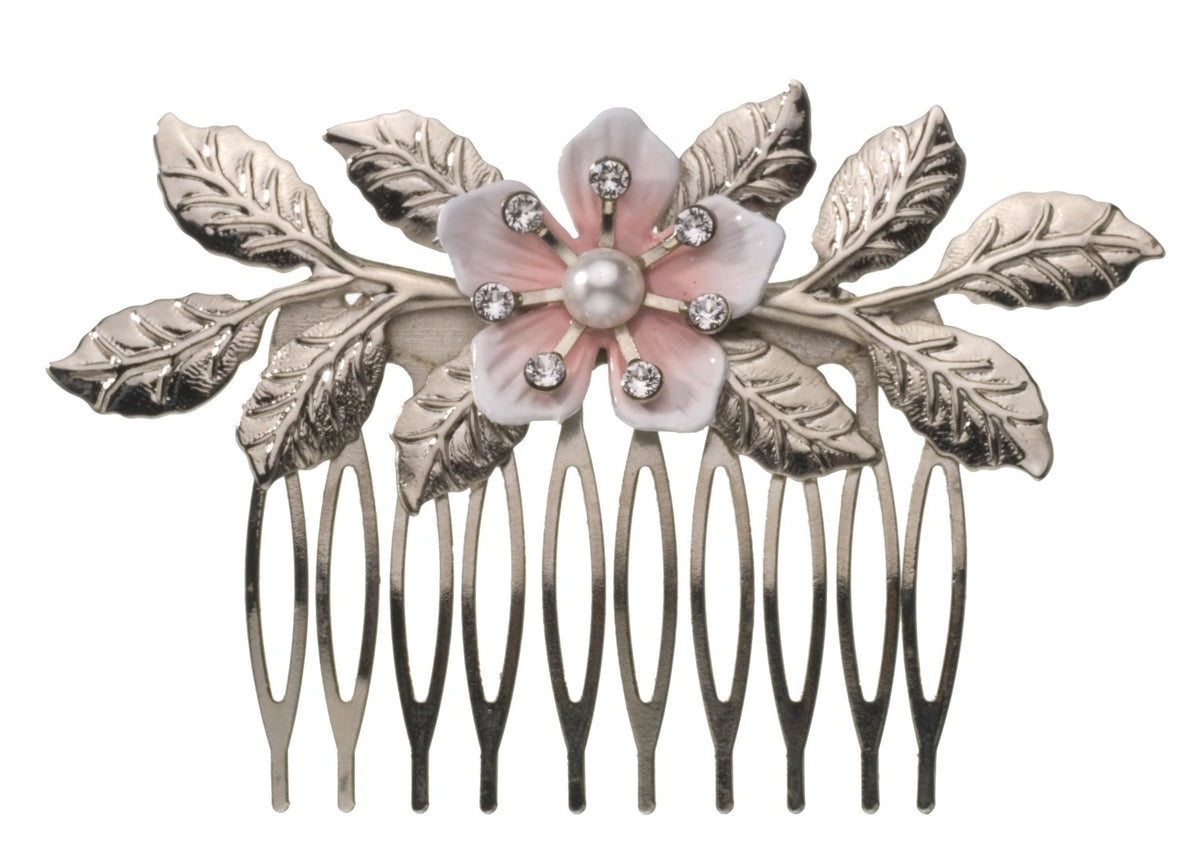 Harriet Wilde - Sakura Single Comb - Bridal Hair Accessories Sydney