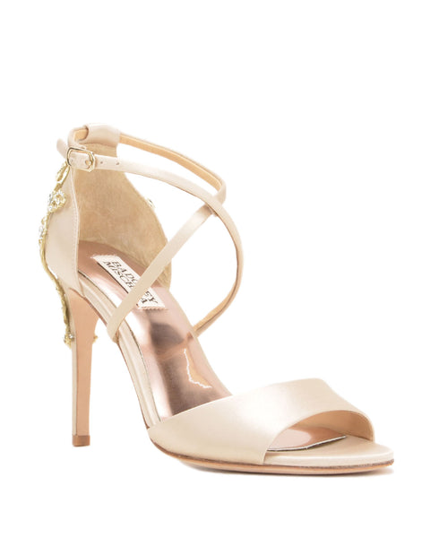 Badgley Mischka Australia - Karmen - Ivory - Wedding Shoes