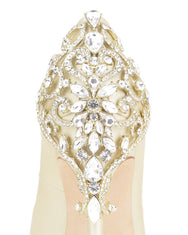 Badgley Mischka - Karolina - Ivory - Wedding Shoes Sydney