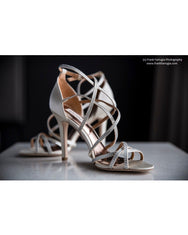 Badgley Mischka Sydney - Meghan - Silver - Wedding Shoes