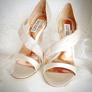 Badgley Mischka - Pixel - Ivory - Bridal Shoes Sydney