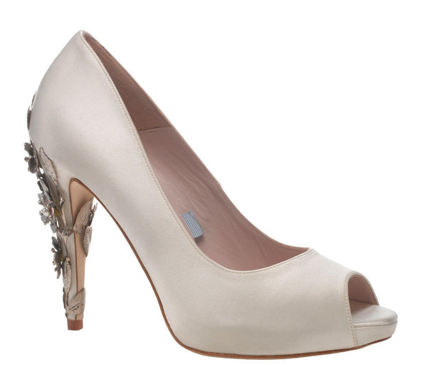 Harriet Wilde - Sakura - Ivory - Wedding Shoes Sydney