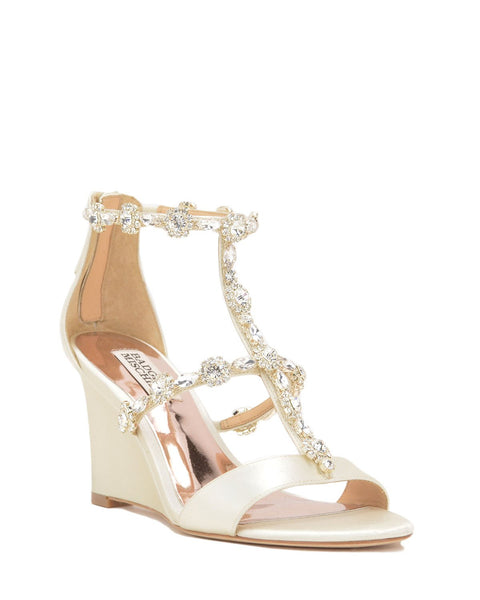 Badgley Mischka - Tabby - Nude - Wedding Shoes Melbourne