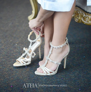 Thelma - Ivory - LAST PAIR SIZE 11