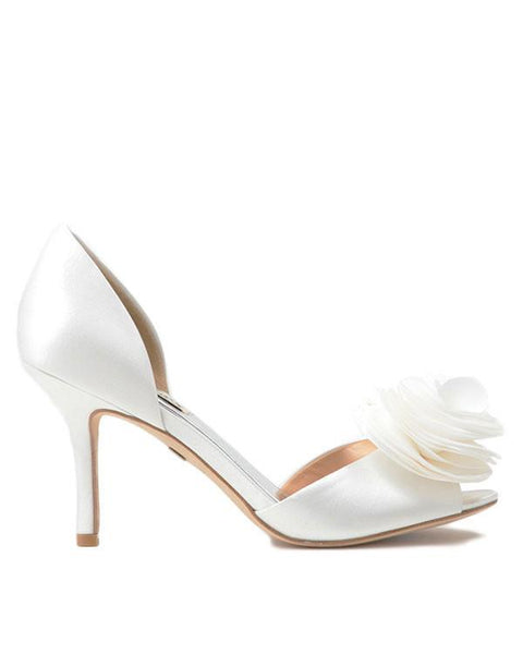 Badgley Mischka - Thora - White - Bridal Shoes Melbourne