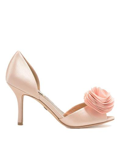 Badgley Mischka - Thora - Pink - Bridal Shoes Melbourne