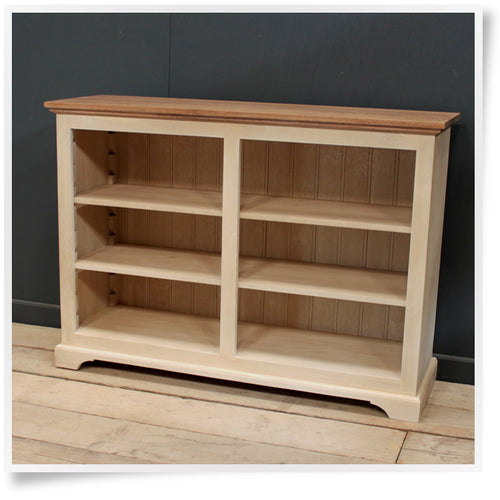 Elliot Low Bookcase