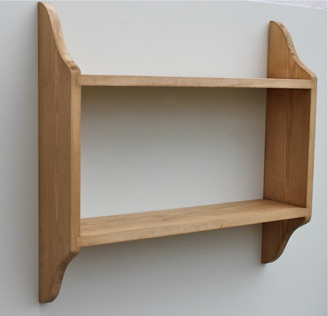 2 Tier Wall Shelf