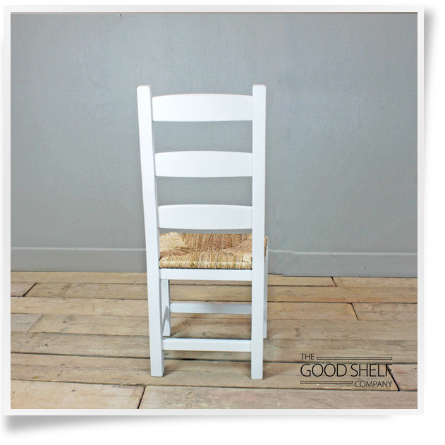 Ladder Back Side Chair