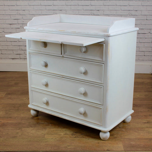Chest of Drawers with Baby Changer and Slide-out