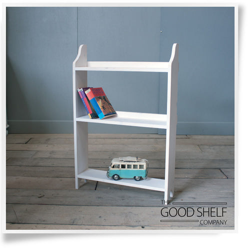 Floor Standing Bookshelf with 3 Tiers