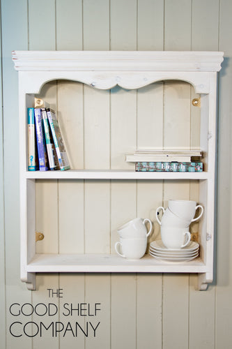 Cottage Wall Shelf