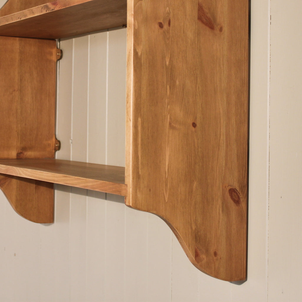 "Two Tier 9"" Deep Shelf"