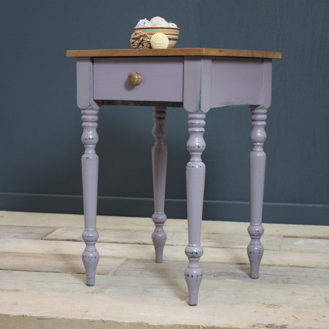 The Marlow Lamp Table