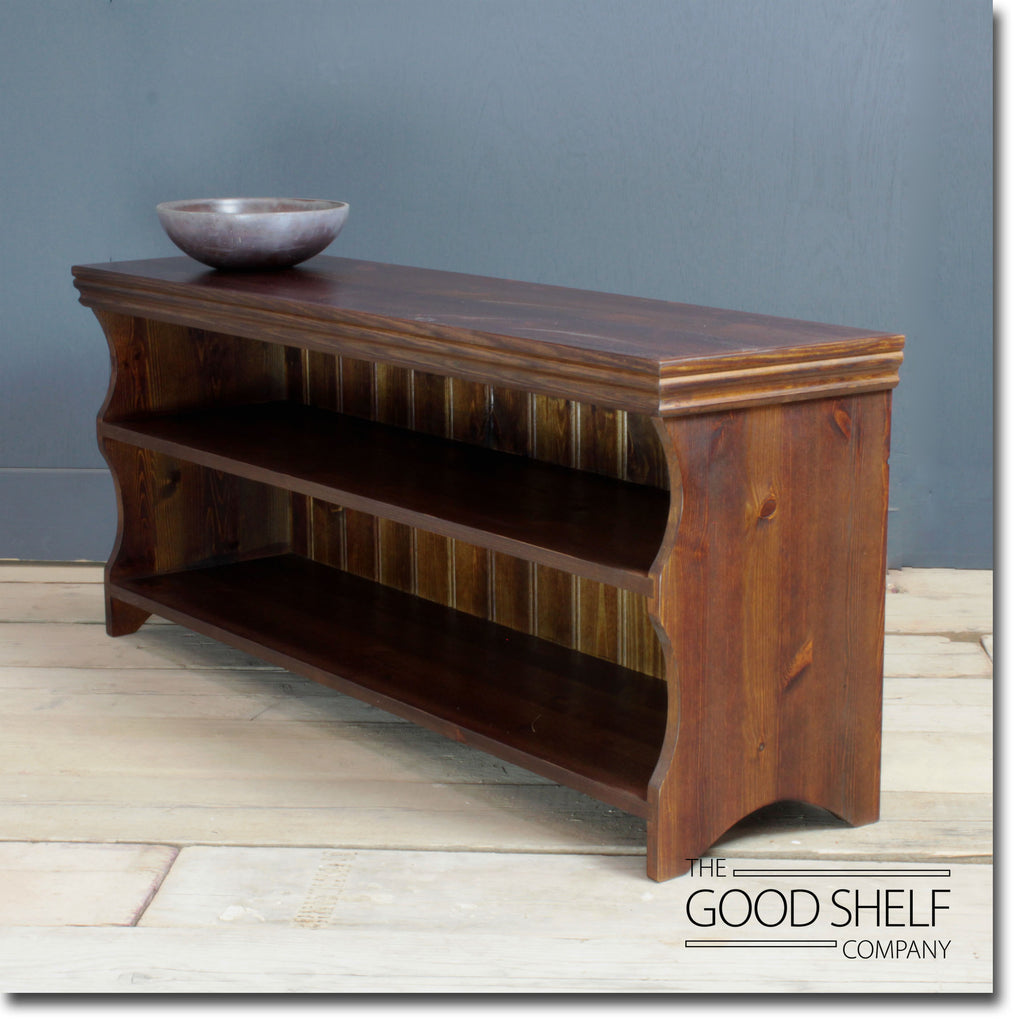"The Long Shoe Bench 48"" wide"