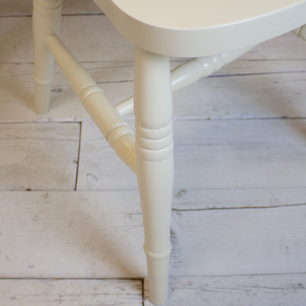 Farmhouse Slat Back Chair