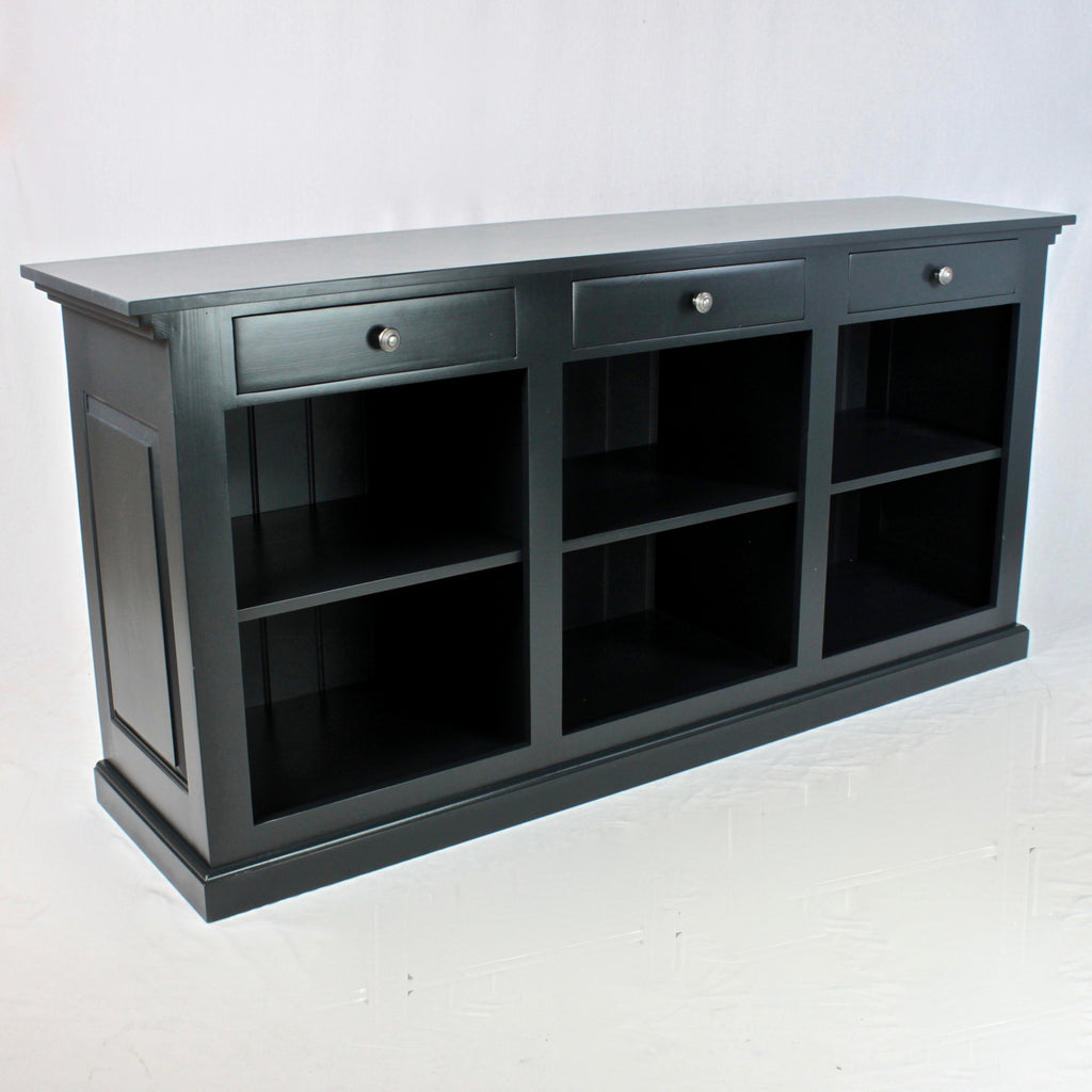 Console Bookcase Hall Table
