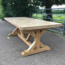 The Monastical X Refectory Table